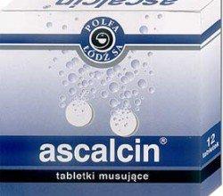 Ascalcin tabletki