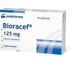 Bioracef tabletki