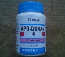 apo-doxan tabletki