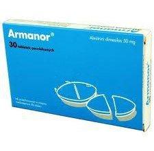 armanor tabletki