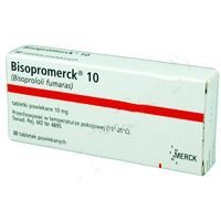 Bisopromerck tabletki