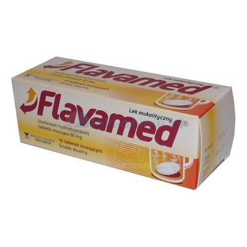 Flavamed tabletki