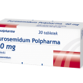 furosemidum tabletki