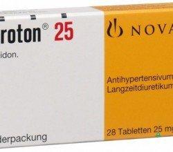 hygroton tabletki