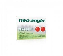 neo-angin bez cukru tabletki