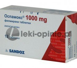 ospamox tabletki