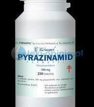 pyrazinamid tabletki
