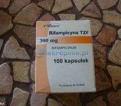 rifampicyna kapsułki