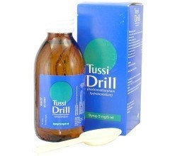 tussi Drill syrop