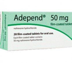Adepend tabletki