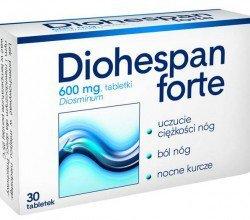 Diohespan forte tabletki