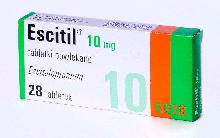 Escitil tabletki