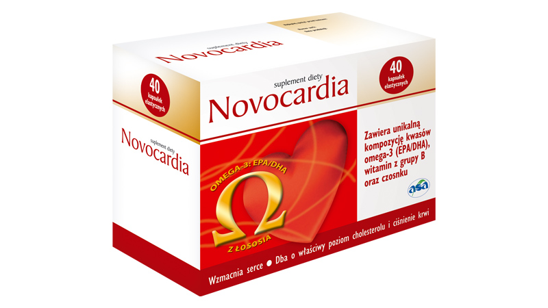 Novocardia kapsułki
