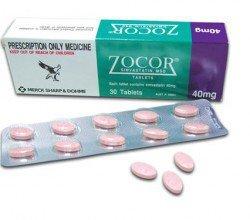 Zocor tabletki