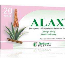 alax tabletki