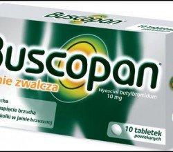 buscopan tabletki
