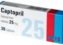 captopril tabletki