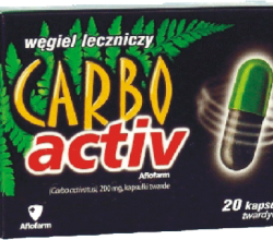 carbo-activ kapsułki