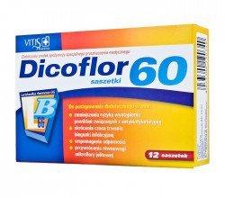 dicoflor 30 60 saszetki