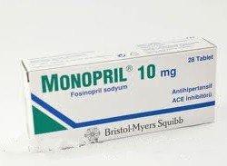 monopril tabletki