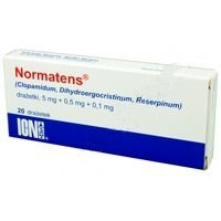 normatens tabletki