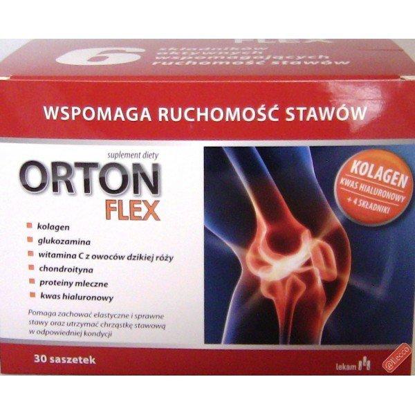 Orton flex saszetki