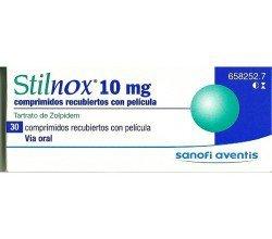 stilnox tabletki