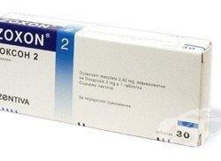 Zoxon 2 - opakowanie produktu