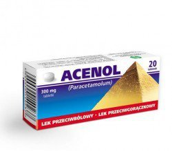 Acenol tabletki