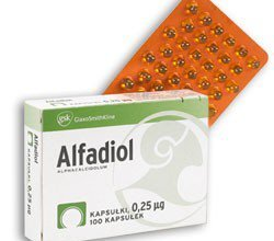 Alfadiol tabletki