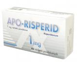 Apo-risperid tabletki