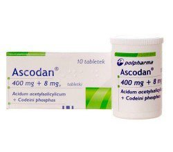 Ascodan tabletki