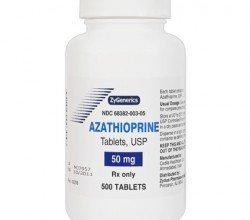 Azathioprine azatropina