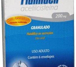 Fluimucil granulat