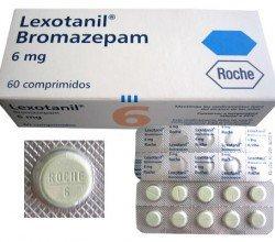 Lexotan tabletki