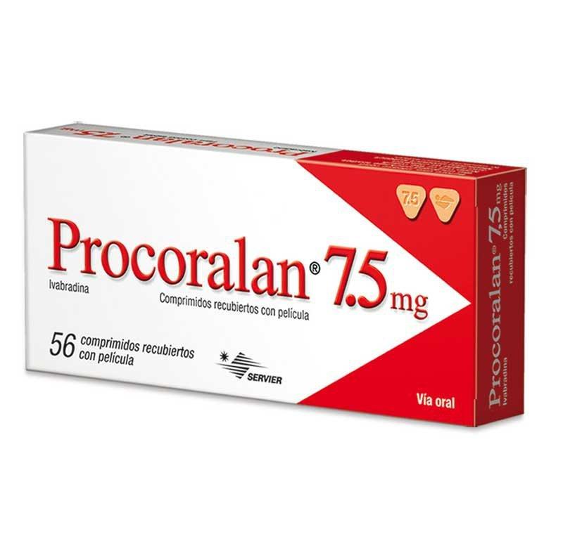 Procoralan tabletki