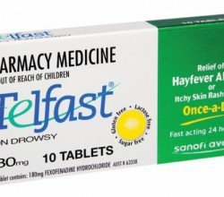 Telfast tabletki
