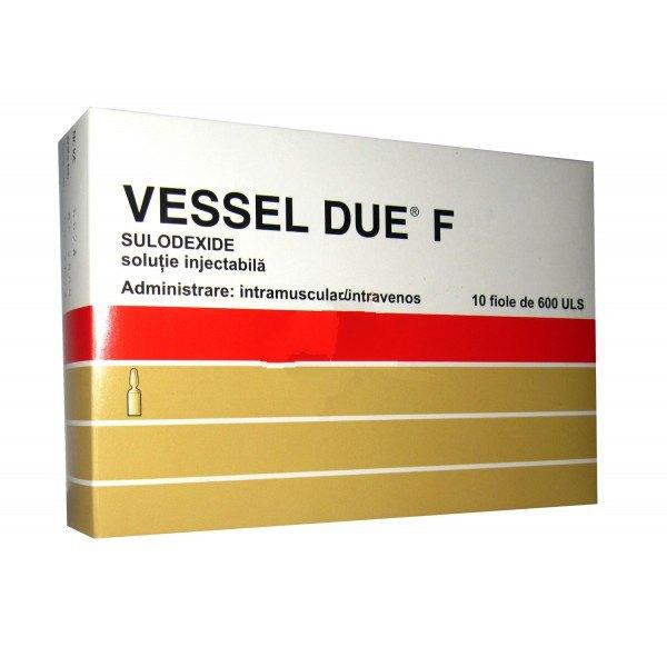 Vessel Due F