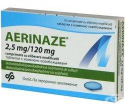 aerinaze tabletki