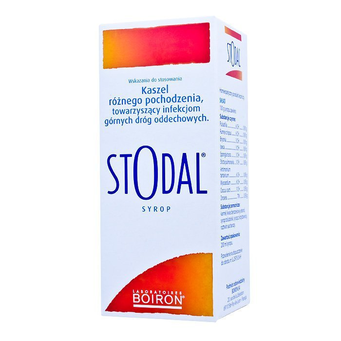 Stodal syrop