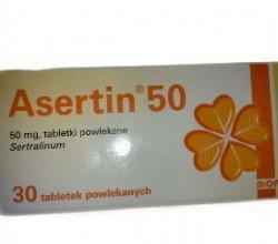 Asertin tabletki