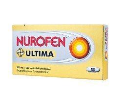 Nurofen Ultima tabletki