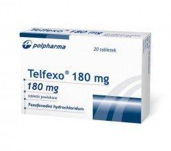 Telfexo tabletki