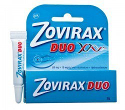 Zovirax Duo krem