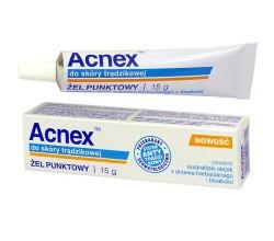 Acnex żel punktowy