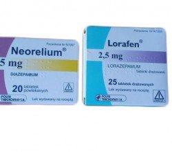 Neorelium diazepamum tabletki