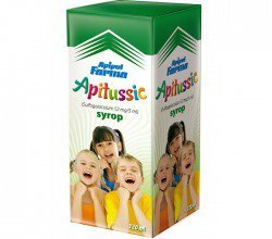Apitussic syrop