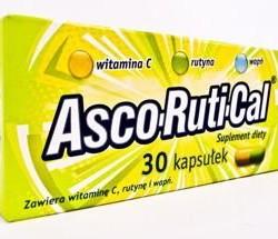 Ascorutical kapsułki