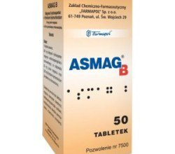 Asmag B tabletki