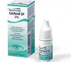 Carteol LP krople
